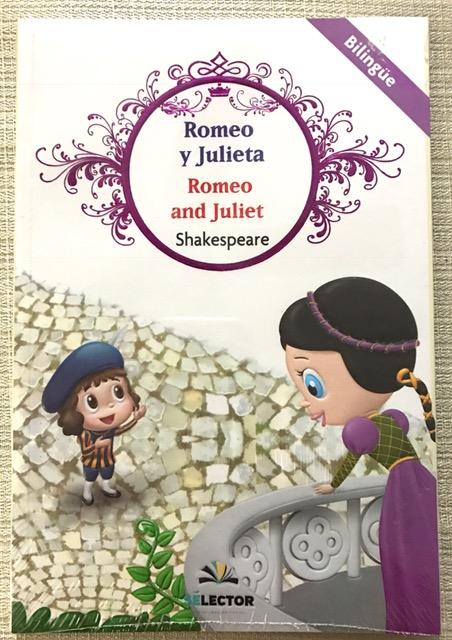 Libreria Cosmos On Line Romeo Y Julieta Bilingue